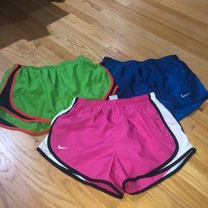 3/$37 Nike DriFit Shorts